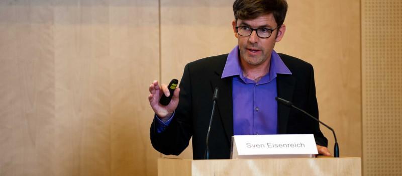 Sven Eisenreich, Psychosomatiker aus Frankfurt a. M.