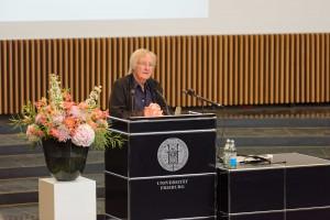 Bernhard Waldenfels, ehemals Universität Bochum und Phänomenologe.