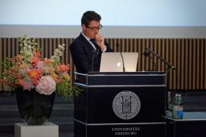 Claas Lahmann, derzeit noch in München, wird ab Oktober 2016 die Leitung der Psychosomatischen Klinik der Uni Freiburg übernehmen.