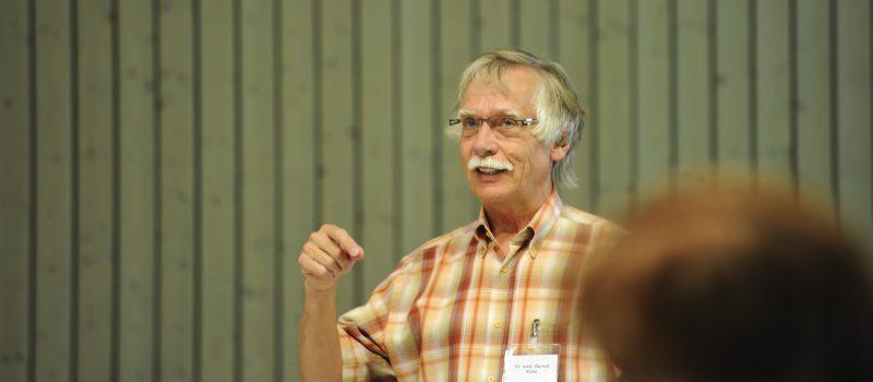 Gernot Rüter ist Hausarzt und langjähriges AIM-Mitglied.